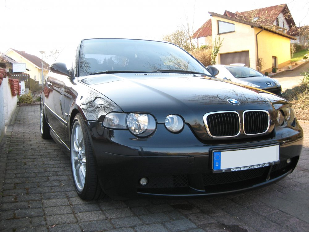 bmw 316ti 3er bmw e46 compact tuning fotos. Black Bedroom Furniture Sets. Home Design Ideas