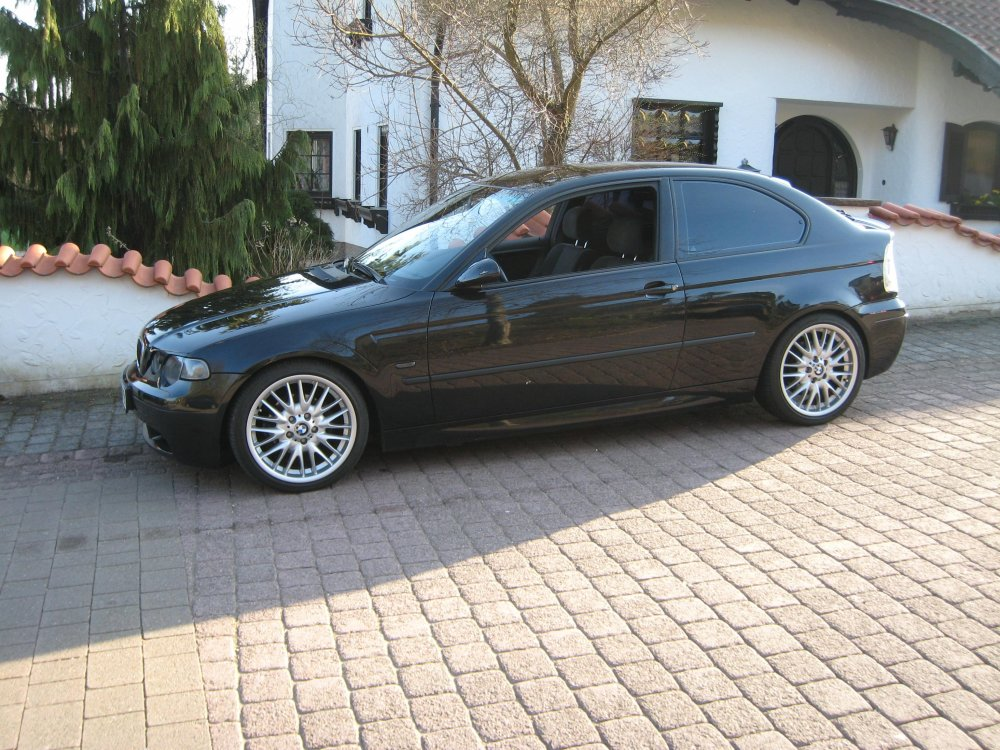 bmw 316ti 3er bmw e46 storyseite 2 compact. Black Bedroom Furniture Sets. Home Design Ideas