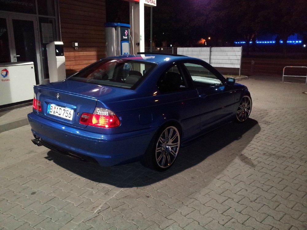 Clubsport 330Ci - Estorilblau - 3er BMW - E46