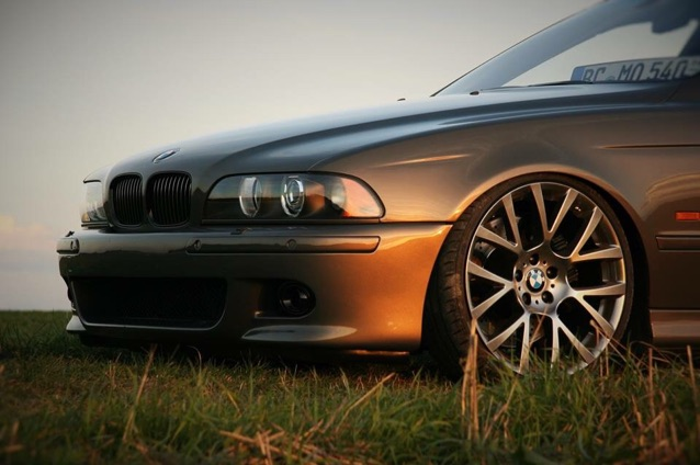 oem-works E39 Touring 540i 6-Gang - 5er BMW - E39