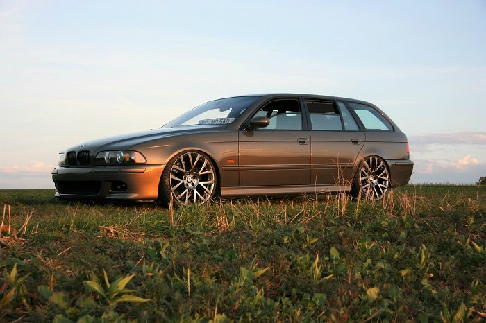E39 Touring 550iM 6-Gang - 5er BMW - E39