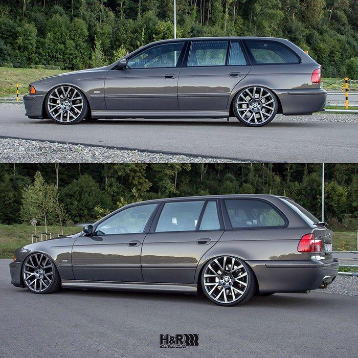 E39 Touring 550iM 6-Gang - 5er BMW - E39