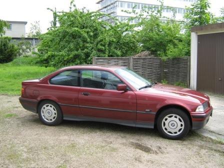 316i Coupe - 3er BMW - E36 - IMG_0308.jpg