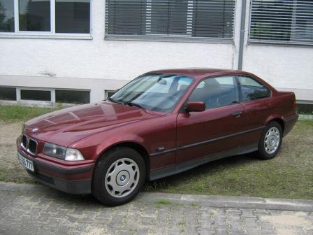 316i Coupe - 3er BMW - E36 - IMG_0310.jpg