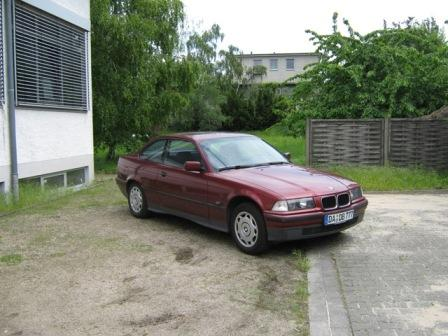 316i Coupe - 3er BMW - E36