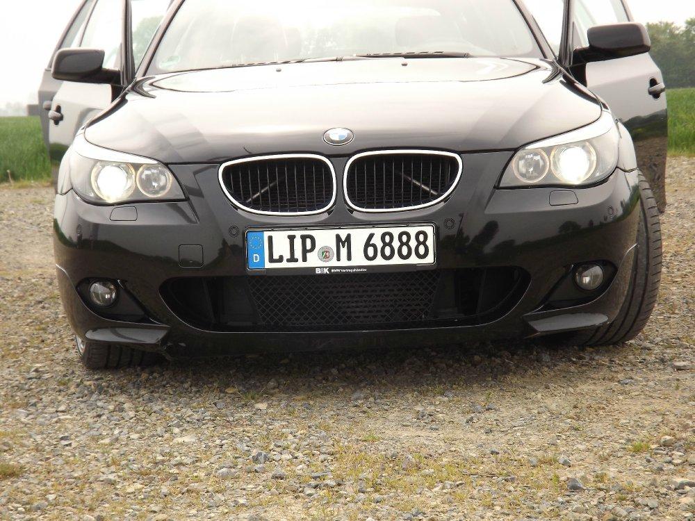 Das Flaggschiff! 535D - 5er BMW - E60 / E61