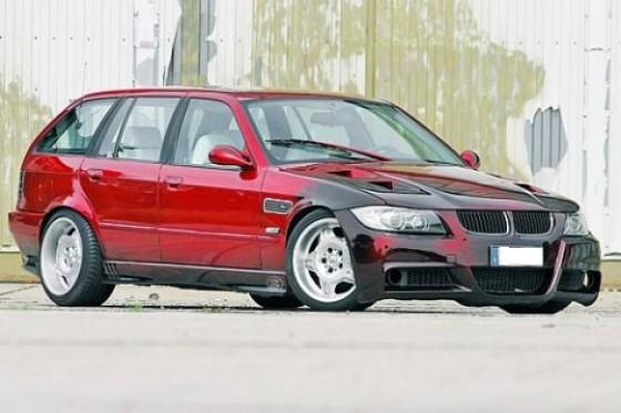 bmw e36 touring mit e90 frontumbau 3er bmw e36. Black Bedroom Furniture Sets. Home Design Ideas