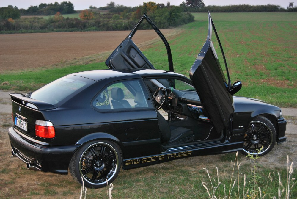 bmw e36 compact 316i 3er bmw e36 compact tuning. Black Bedroom Furniture Sets. Home Design Ideas