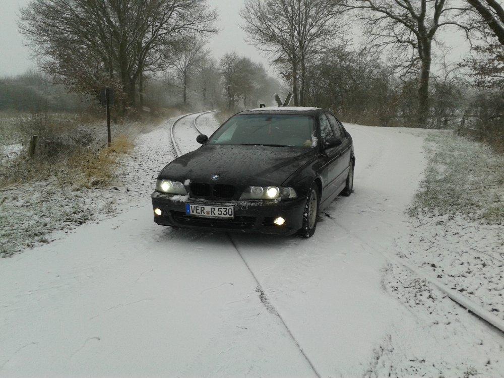 Diplomatenschlitten - 5er BMW - E39