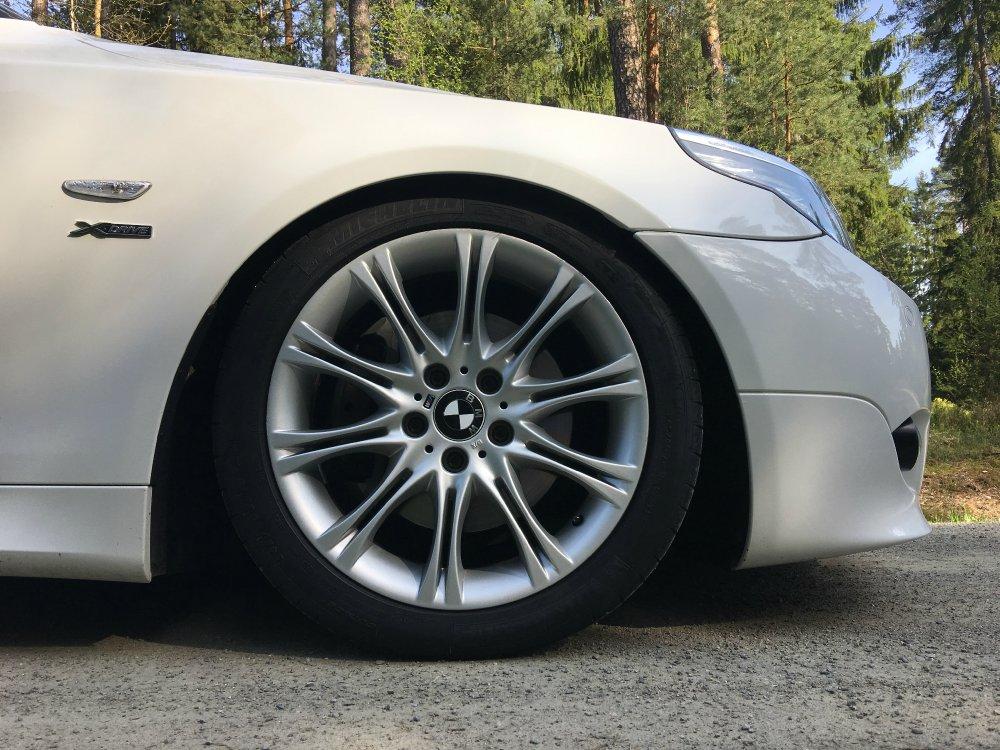 BMW E61 525xd M-Paket Xdrive Edition Sport Voll - 5er BMW - E60 / E61