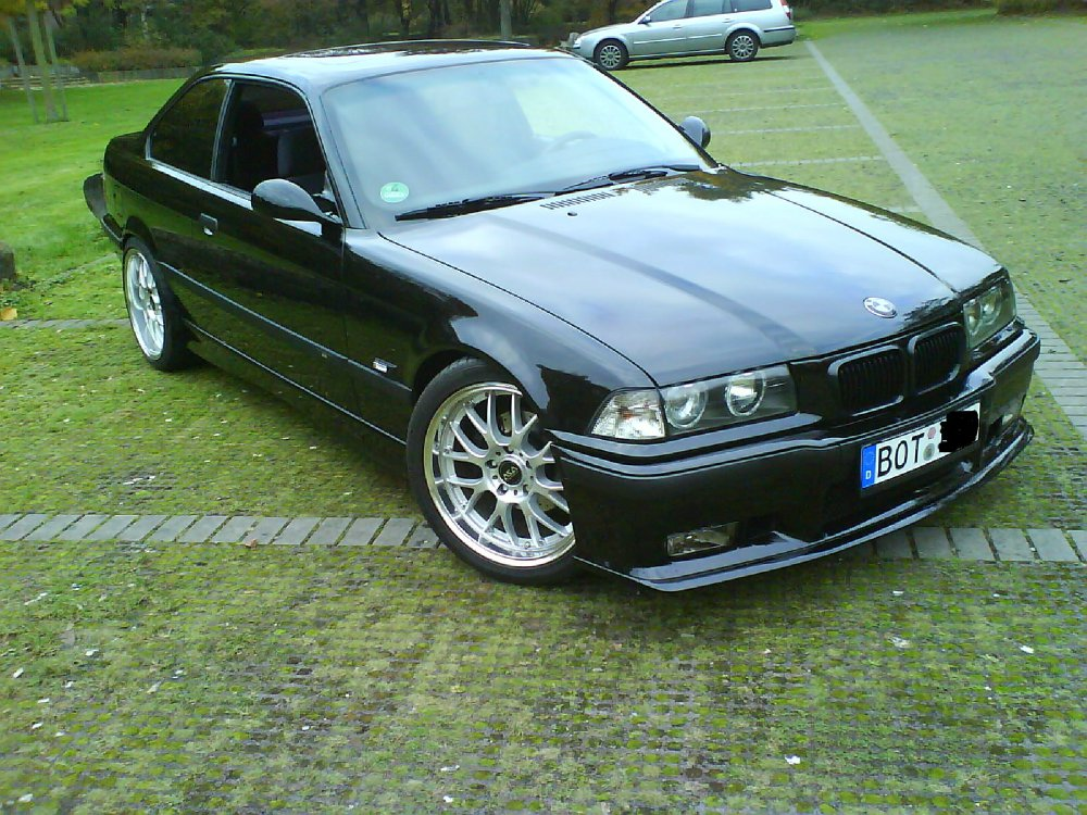 e36 328i coupe schwarz ii 3er bmw e36 coupe. Black Bedroom Furniture Sets. Home Design Ideas