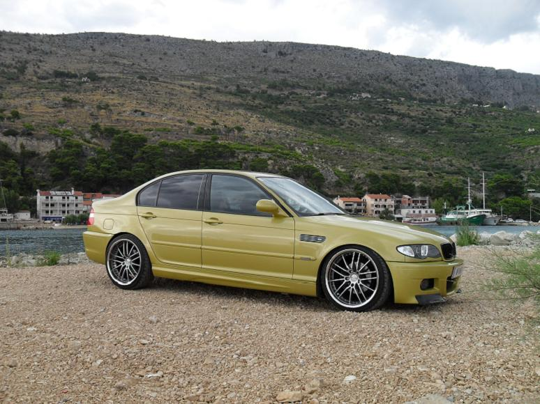 bmw e46 limousine m3 csl umbau 3er bmw e46. Black Bedroom Furniture Sets. Home Design Ideas