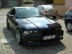 BMW 328i Coupe E36 , Avus Edition