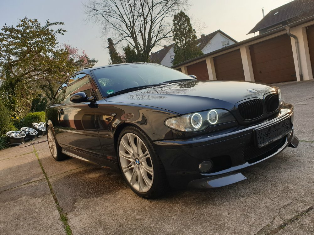 Black E46 QP M-Tech Original - 3er BMW - E46