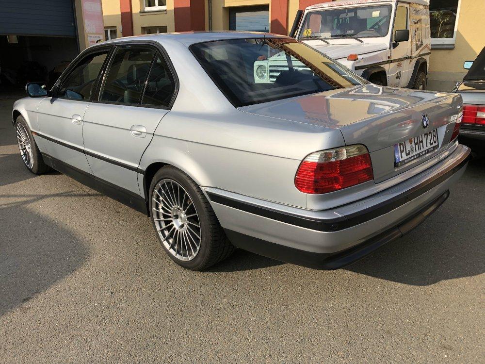 E38 728i Liebhaberstück - Fotostories weiterer BMW Modelle