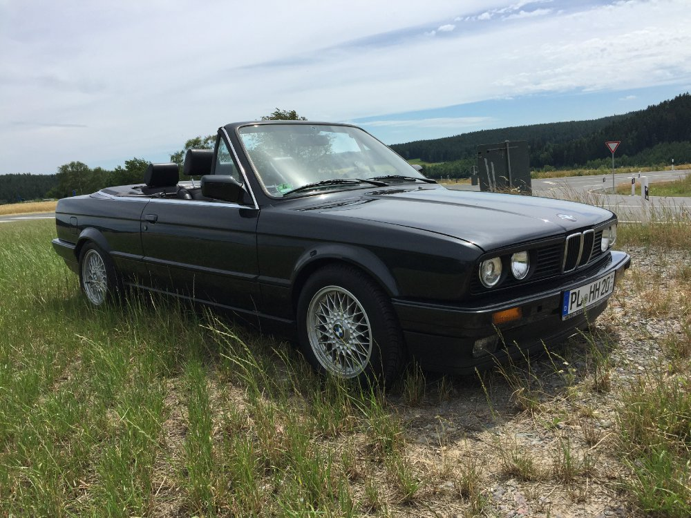 318i cabrio francesca 3er bmw e30 cabrio tuning fotos bilder stories. Black Bedroom Furniture Sets. Home Design Ideas
