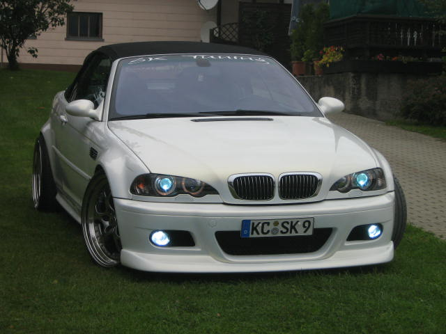 bmw 330ci m3 cabrio von sertan 3er bmw e46 cabrio. Black Bedroom Furniture Sets. Home Design Ideas