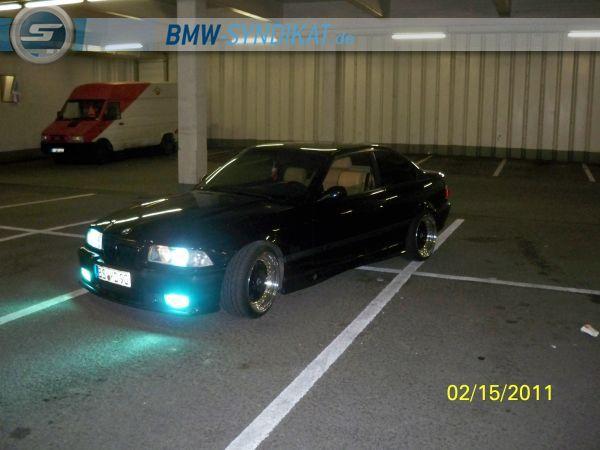 E36 323i CoUpE BlackHurricane - 3er BMW - E36