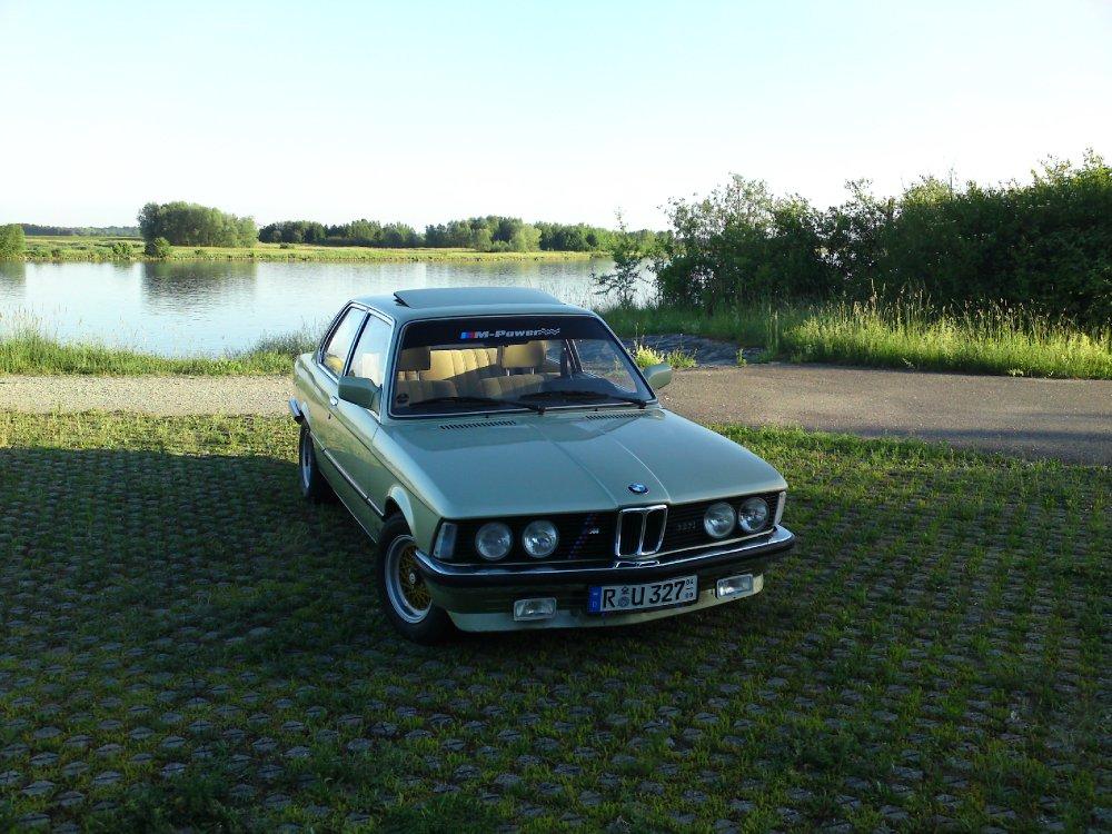 E21 327i - Wolf im Schafspelz - Fotostories weiterer BMW Modelle