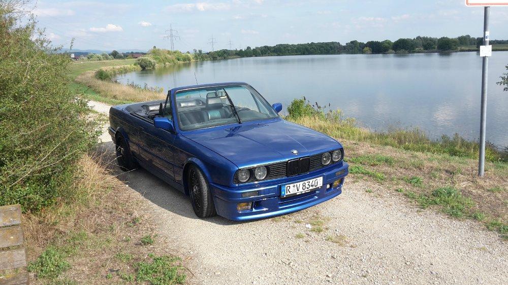 E30 M-Technik2   V8 6Gang  Oben Ohne - 3er BMW - E30
