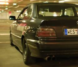320i Coupe - Housemobil