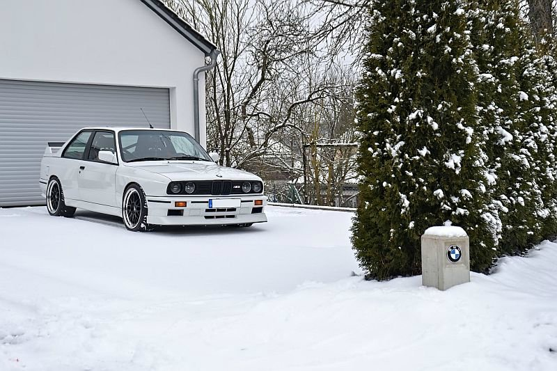 Bmw e30 M3 / S50b32 2014-2018 Finish ! - 3er BMW - E30