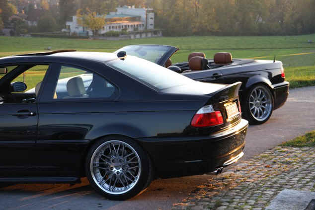 bmw 330 coupe hammer tuning 3er bmw e46 coupe. Black Bedroom Furniture Sets. Home Design Ideas