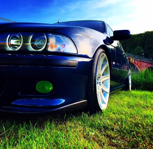 535i GaS Neon - 5er BMW - E39
