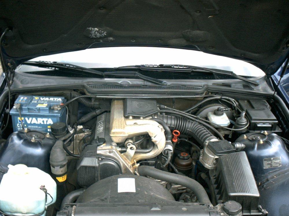 BMW E36 Limousine 318i - 3er BMW - E36