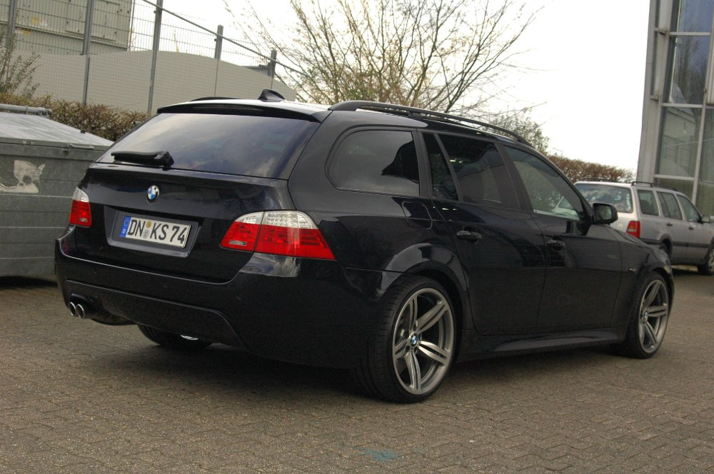 bmw e61 535d 5er bmw e60 e61 touring tuning fotos bilder stories. Black Bedroom Furniture Sets. Home Design Ideas
