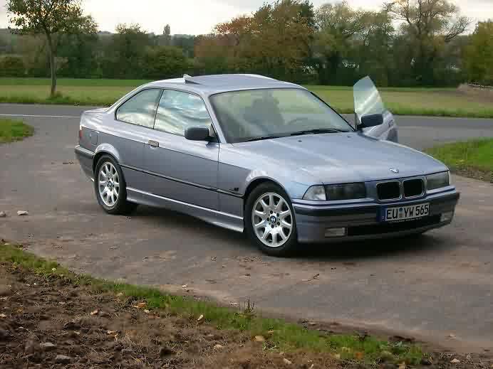 kein Hauch von ///M - 3er BMW - E36