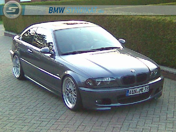 Mein 330i Smg Coupe 3er Bmw E46 Quot Coupe Quot Tuning