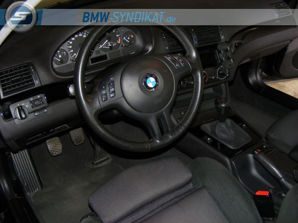 compact interieur refresh 3er bmw e46 compact tuning fotos bilder stories. Black Bedroom Furniture Sets. Home Design Ideas