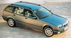 E36 Touring  24V  Vanos ´´Moreagrün´´