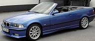 E36 320i Cabrio-Individual Estorilblau *NEW PICS*