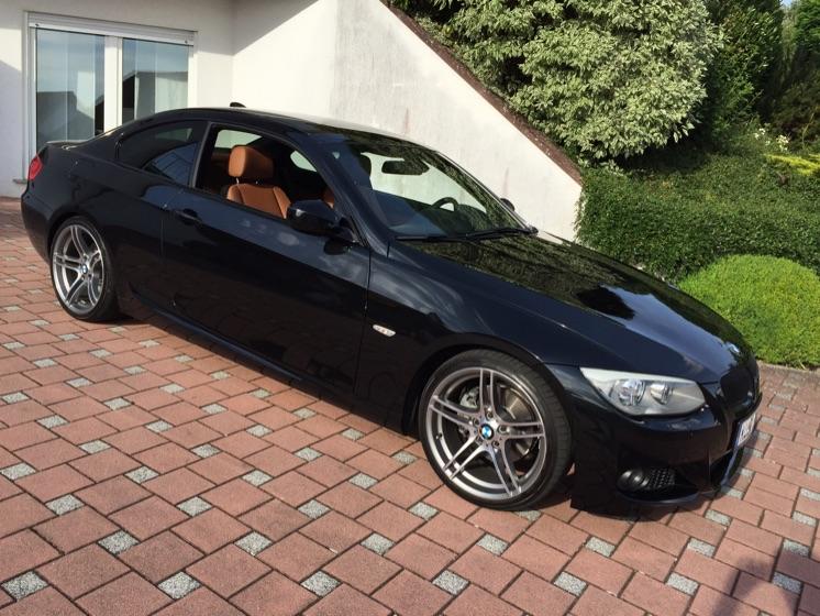 e92 320d mit Facelift - 3er BMW - E90 / E91 / E92 / E93