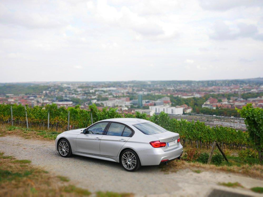 340i Edition M-Sport (letzter Handschalter) - 3er BMW - F30 / F31 / F34 / F80