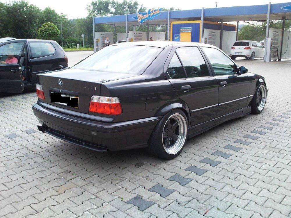 Bmw 325i Schnitzer Beast 3er Bmw E36 Quot Limousine