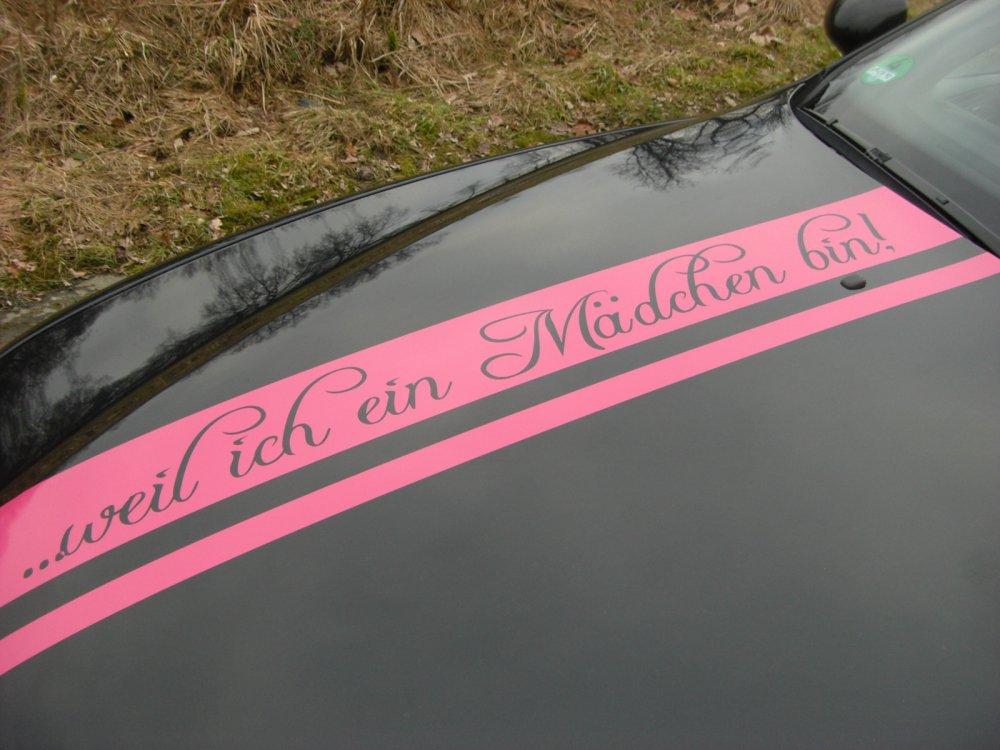 My Pink Baby ... weil ich ein Mädchen bin! - 5er BMW - E39