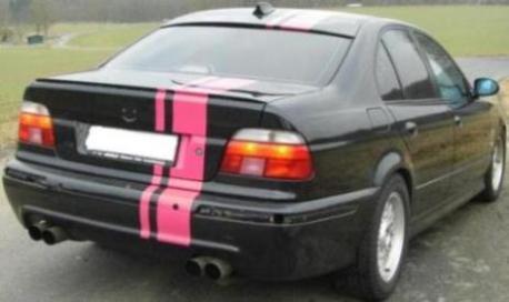 My Pink Baby ... weil ich ein Mädchen bin! - 5er BMW - E39 - CIMG2524-01.JPG