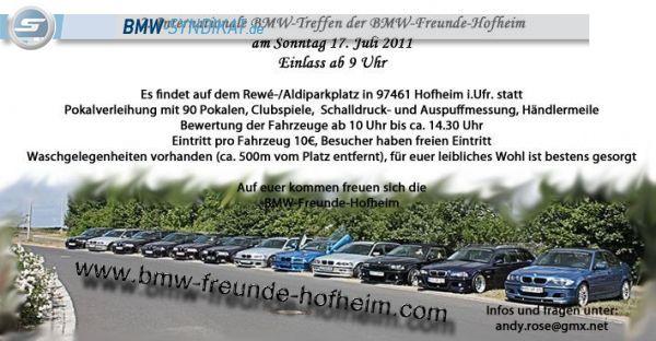 2.Int.BMW-Treffen der BMW-FREUNDE-HOFHEIM -  - bild_events_161866