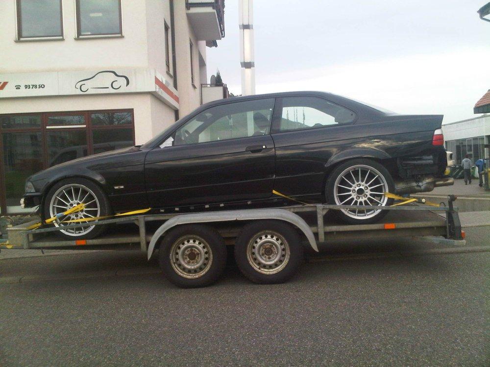 E36 328i Coupé | 08/18 zurück zu OEM Teaser - 3er BMW - E36