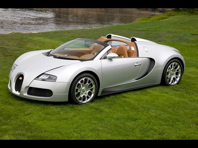 BMW-News-Blog: Bugatti Veyron 16.4 Grand Sport - BMW-Syndikat