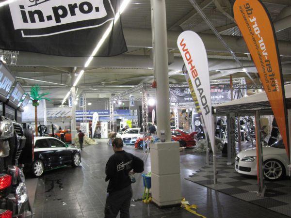 BMW-News-Blog: Live-Bericht MyCar-Show: Tag 1 Aufbau / Pressetag - BMW-Syndikat