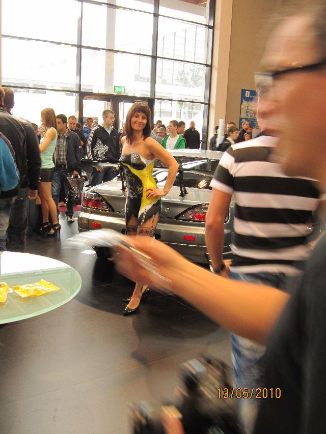 BMW-News-Blog: Messe-Girls auf der TuningWorld Bodensee 2010 - BMW-Syndikat