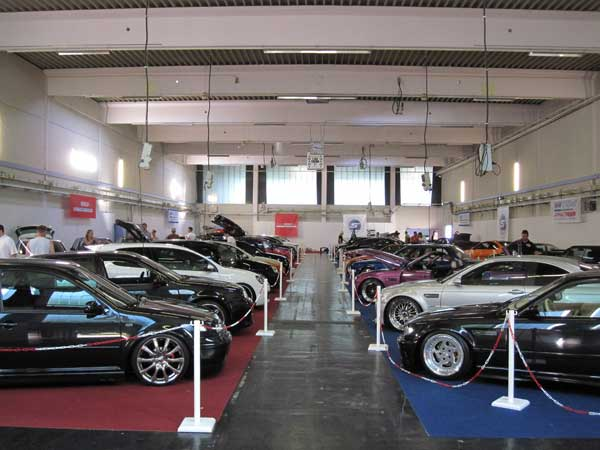 BMW-News-Blog: TuningExpo Saarbrucken 2010 - die Messe der Tuner - BMW-Syndikat