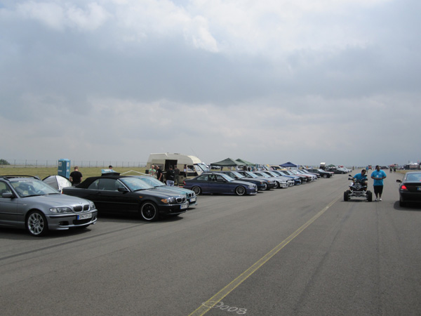 BMW-News-Blog: BMW-Syndikat Asphaltfieber - Tag1 - BMW-Syndikat
