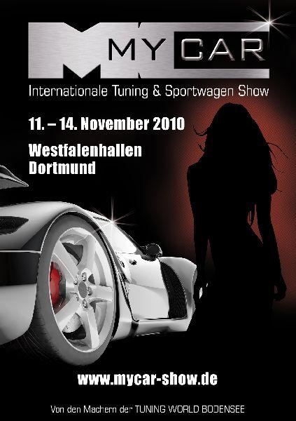 BMW-News-Blog: Die MyCar Tuning-Messe 11.-14.Nov 2010 in Dortmund - BMW-Syndikat