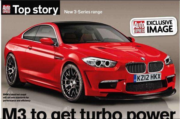 BMW-News-Blog: Ausblick__2012_kommt_der_neue_BMW_3er__F30_