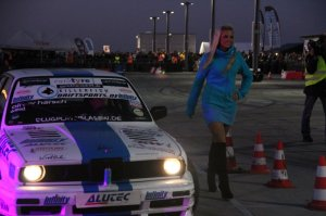 BMW-News-Blog: Gymkhana Drift Cup Finale 2011 - auf dem Parkhausd - BMW-Syndikat